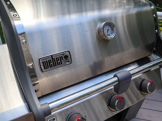 Weber Genesis II Gas Grill – 1 Year Review