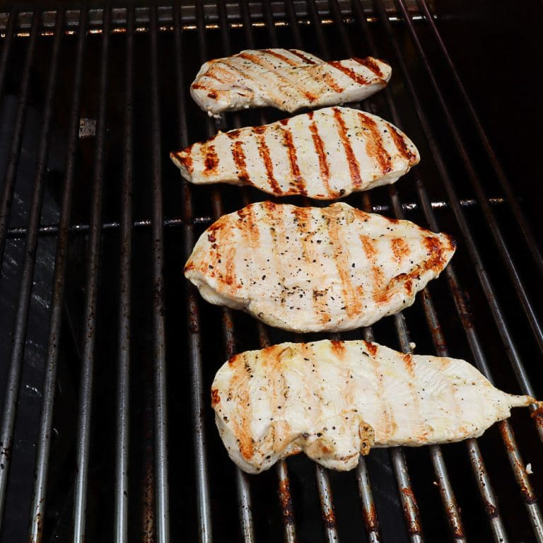 How To Tell When Grilled Chicken is Done